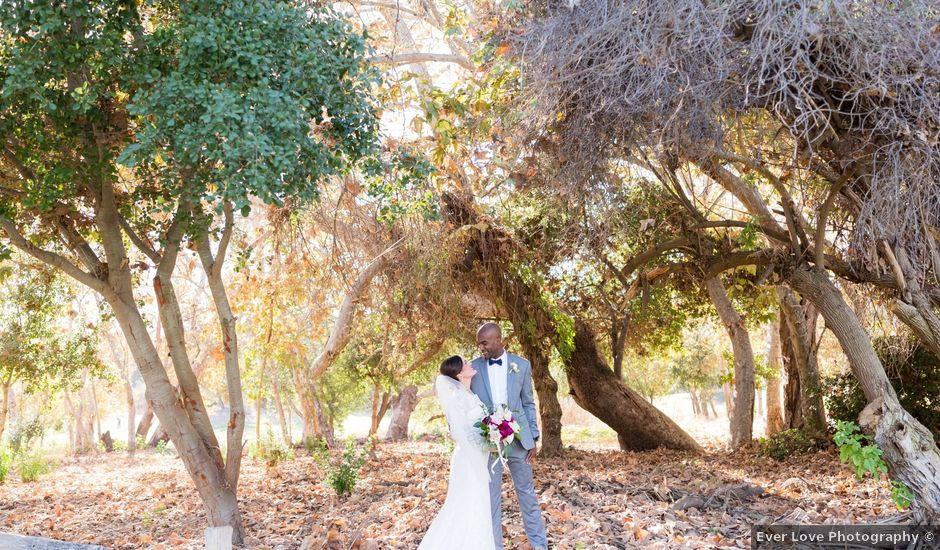 Jeremy and Tracy's Wedding in Fallbrook, California