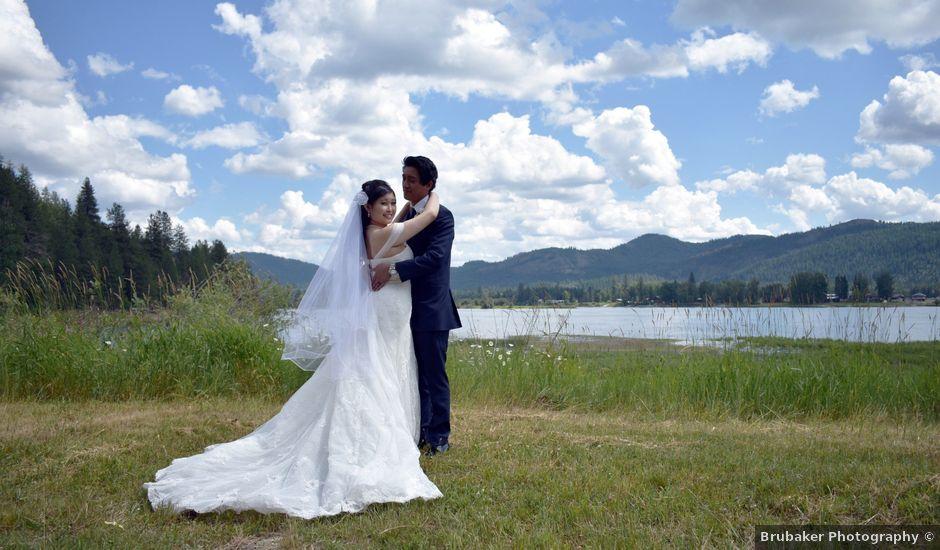 Joe and Loren's Wedding in Yakima, Washington