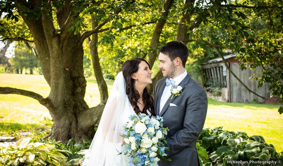 Devin and Michaela's Wedding in Beldenville, Wisconsin