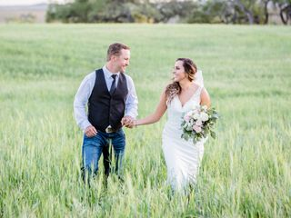 The wedding of Jakob and Tricia
