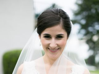 The wedding of Brian and Marie Claire 3