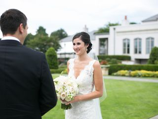 Marie Claire and Brian's Wedding in Montgomery, Alabama 6