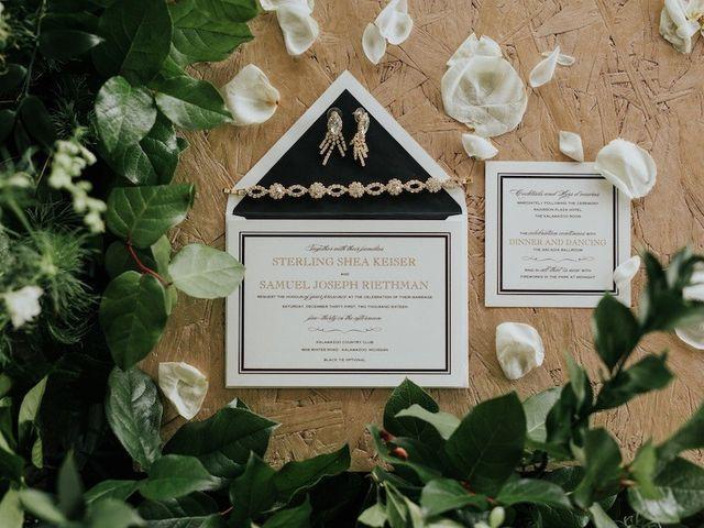 Sterling and Sam's Wedding in Kalamazoo, Michigan 2
