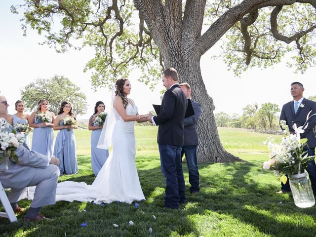 Tricia and Jakob's Wedding in Paso Robles, California 6