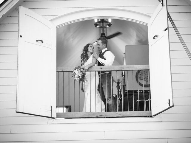 Tricia and Jakob's Wedding in Paso Robles, California 9