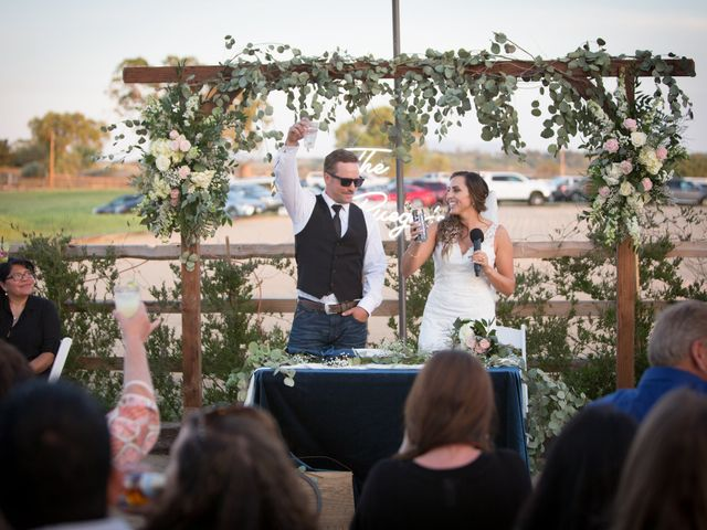 Tricia and Jakob's Wedding in Paso Robles, California 12