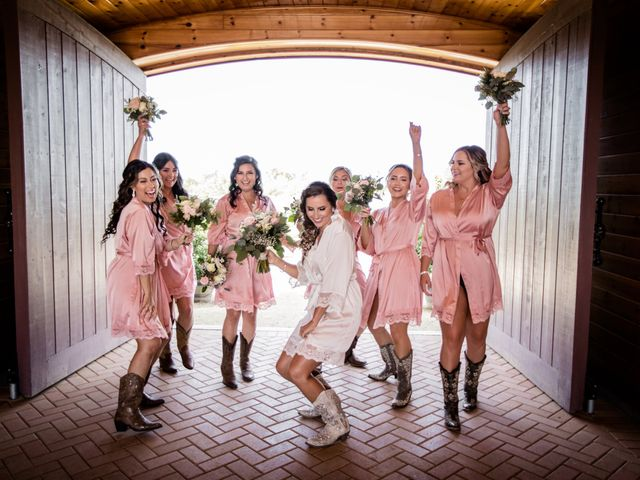 Tricia and Jakob's Wedding in Paso Robles, California 19