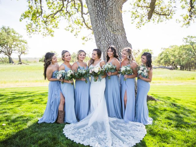 Tricia and Jakob's Wedding in Paso Robles, California 20