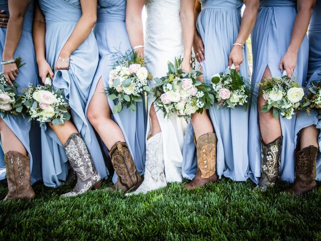 Tricia and Jakob's Wedding in Paso Robles, California 21