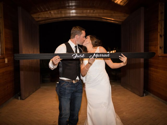 Tricia and Jakob's Wedding in Paso Robles, California 22
