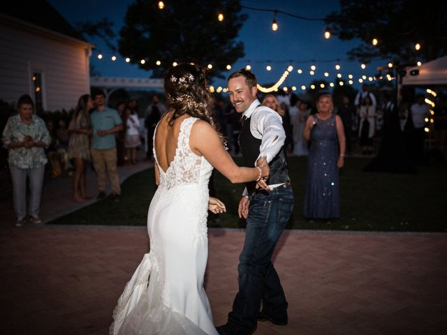 Tricia and Jakob's Wedding in Paso Robles, California 24