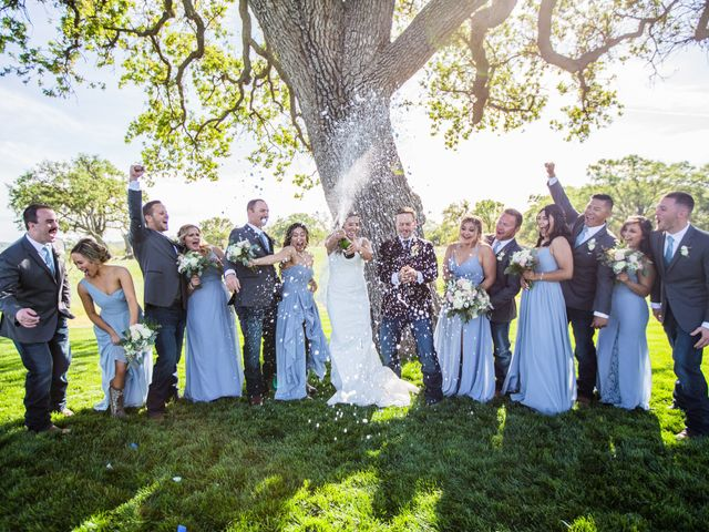 Tricia and Jakob's Wedding in Paso Robles, California 25