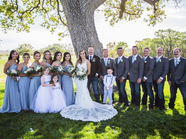 Tricia and Jakob's Wedding in Paso Robles, California 26