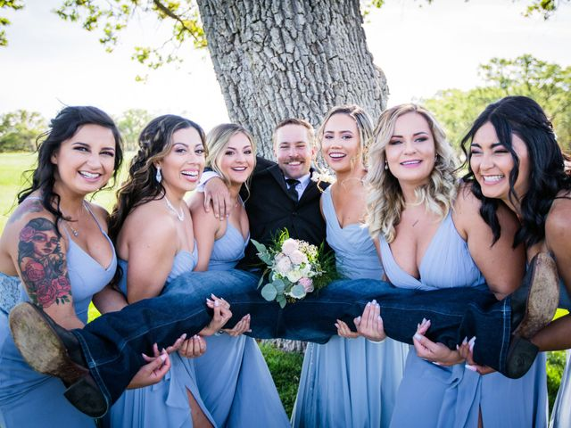 Tricia and Jakob's Wedding in Paso Robles, California 27