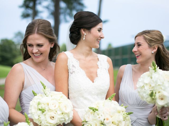 Marie Claire and Brian's Wedding in Montgomery, Alabama 3