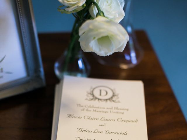 Marie Claire and Brian's Wedding in Montgomery, Alabama 7