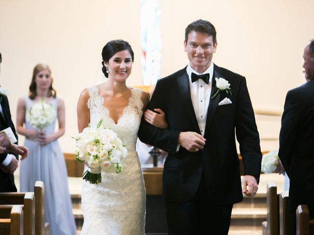 Marie Claire and Brian's Wedding in Montgomery, Alabama 12