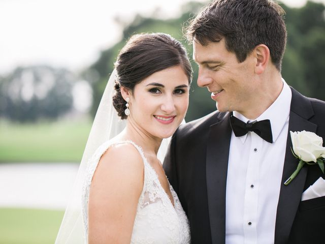 Marie Claire and Brian's Wedding in Montgomery, Alabama 13