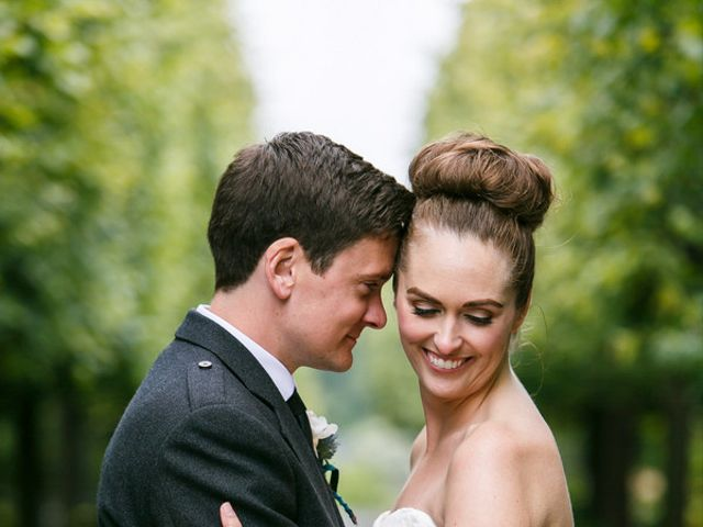 The wedding of Andy and Laurin