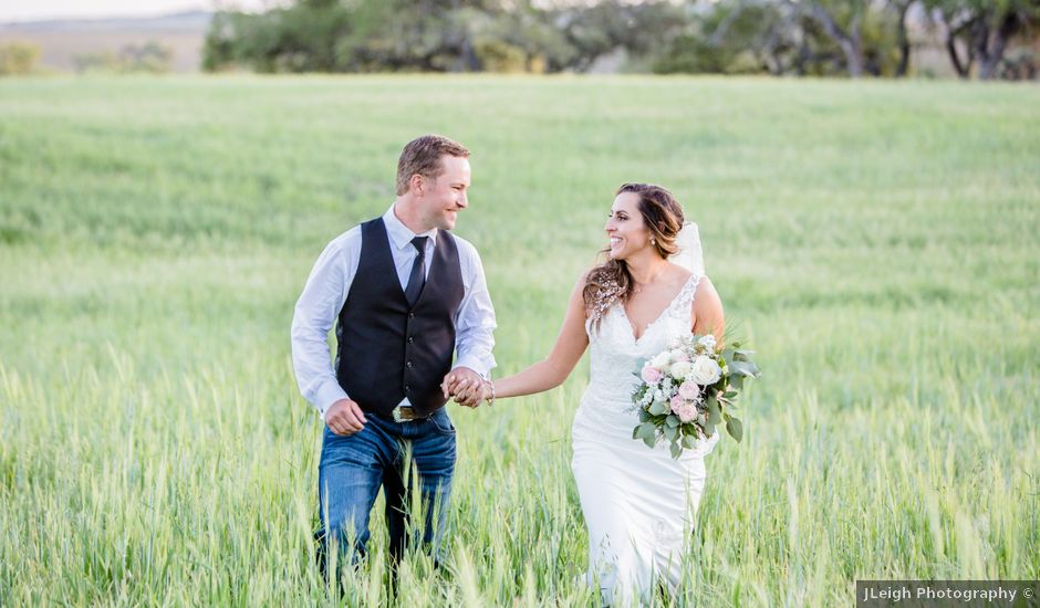 Tricia and Jakob's Wedding in Paso Robles, California