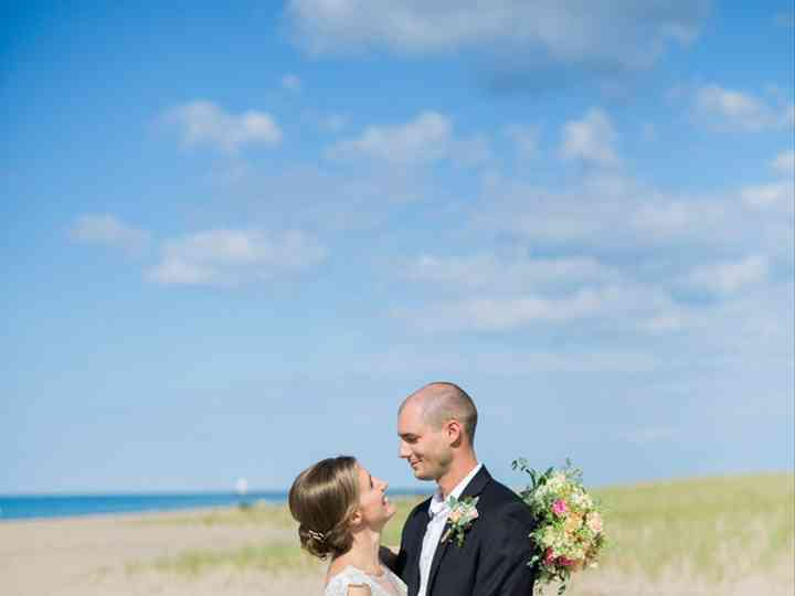 The wedding of Joe and Krista