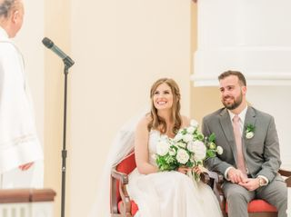 Claire and Nick's Wedding in Baltimore, Maryland 3