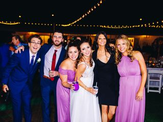 The wedding of Ashleigh and Andrew 1
