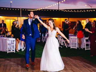 The wedding of Ashleigh and Andrew 2