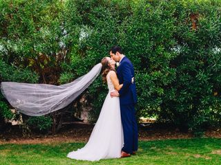 The wedding of Ashleigh and Andrew