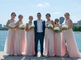 The wedding of Madeline and Luke 3