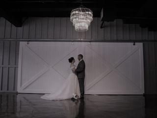 The wedding of Cierra and Matt 3