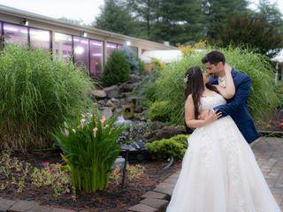 The wedding of Stephanie and David 2