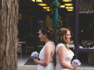 Danielle and Emily's Wedding in Schenectady, New York 3