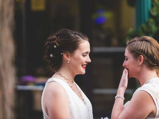 Danielle and Emily's Wedding in Schenectady, New York 5