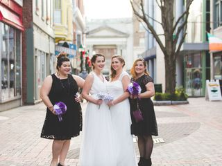 Danielle and Emily's Wedding in Schenectady, New York 6