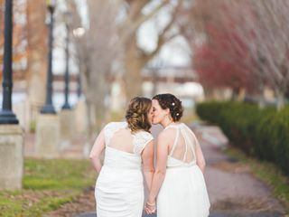 Danielle and Emily's Wedding in Schenectady, New York 9