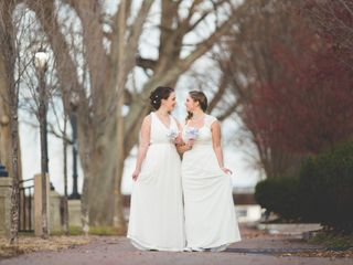 Danielle and Emily's Wedding in Schenectady, New York 16