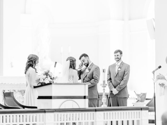 Claire and Nick's Wedding in Baltimore, Maryland 1