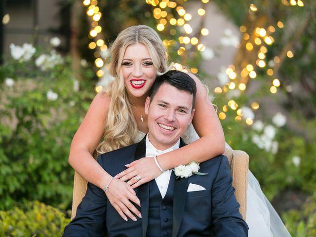 The wedding of Kaitlyn and Blake