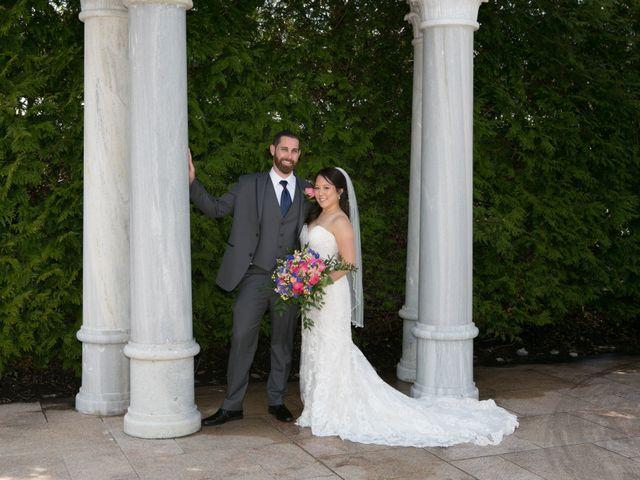 The wedding of Jessica and Jason