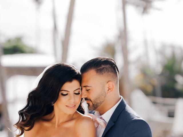 Navid and Sadaf's Wedding in Punta Cana, Dominican Republic 1
