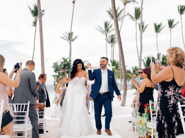 Navid and Sadaf's Wedding in Punta Cana, Dominican Republic 2