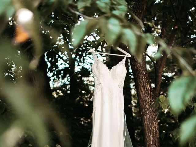 Jared and Madison's Wedding in Millers Creek, North Carolina 3