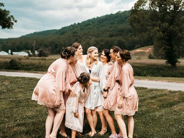 Jared and Madison's Wedding in Millers Creek, North Carolina 2