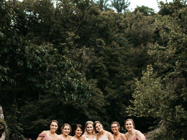 Jared and Madison's Wedding in Millers Creek, North Carolina 8