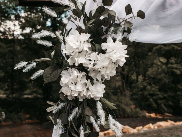 Jared and Madison's Wedding in Millers Creek, North Carolina 16