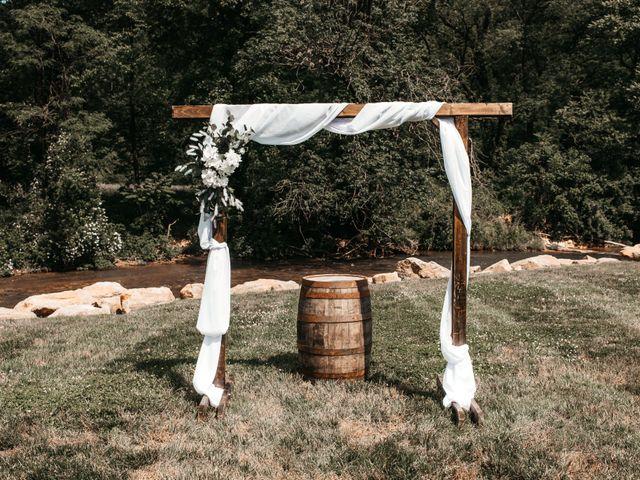 Jared and Madison's Wedding in Millers Creek, North Carolina 17