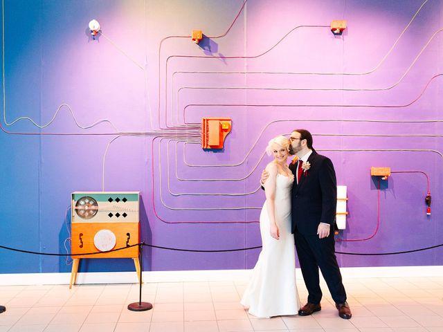 The wedding of Alina and Dan