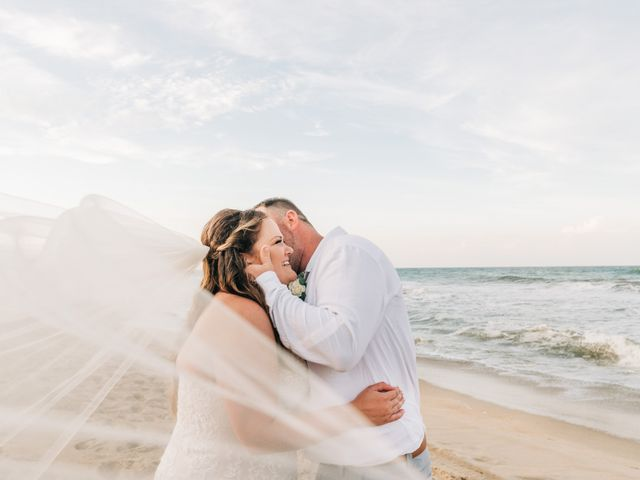 Ashely and Jason's Wedding in Kitty Hawk, North Carolina 26
