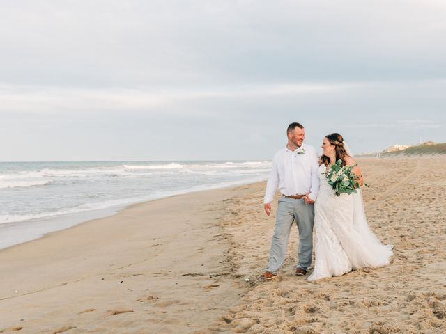 Ashely and Jason's Wedding in Kitty Hawk, North Carolina 30